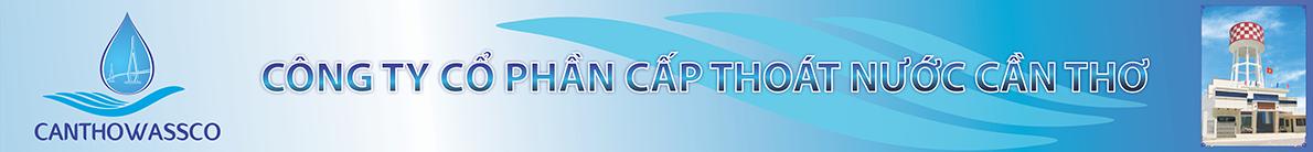 Công ty Cổ phần Cấp thoát nước Cần Thơ